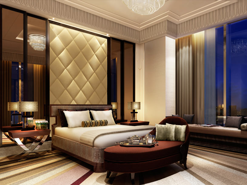 Single Room at The ST Regis Chengdu Hotel