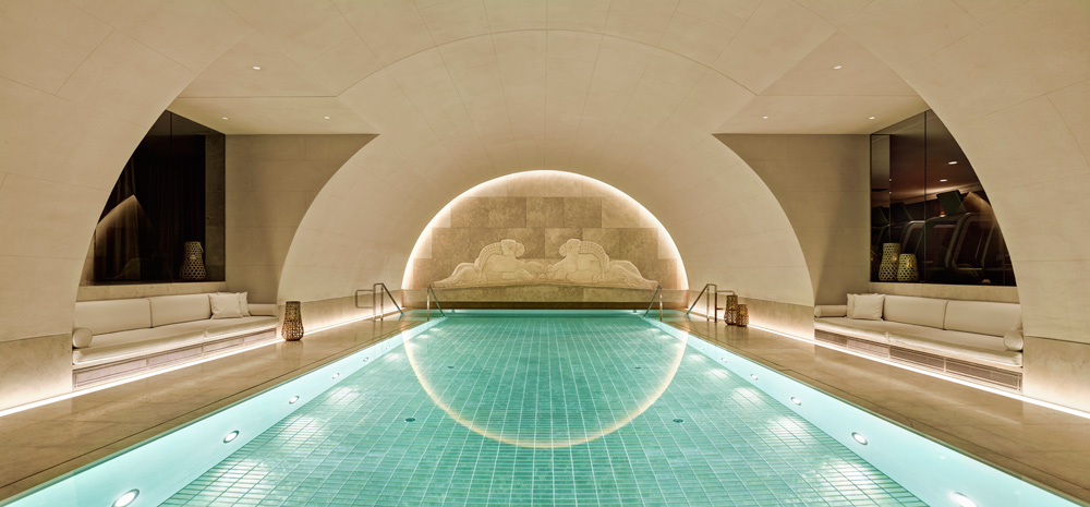 Spa at Park Hyatt Vienna