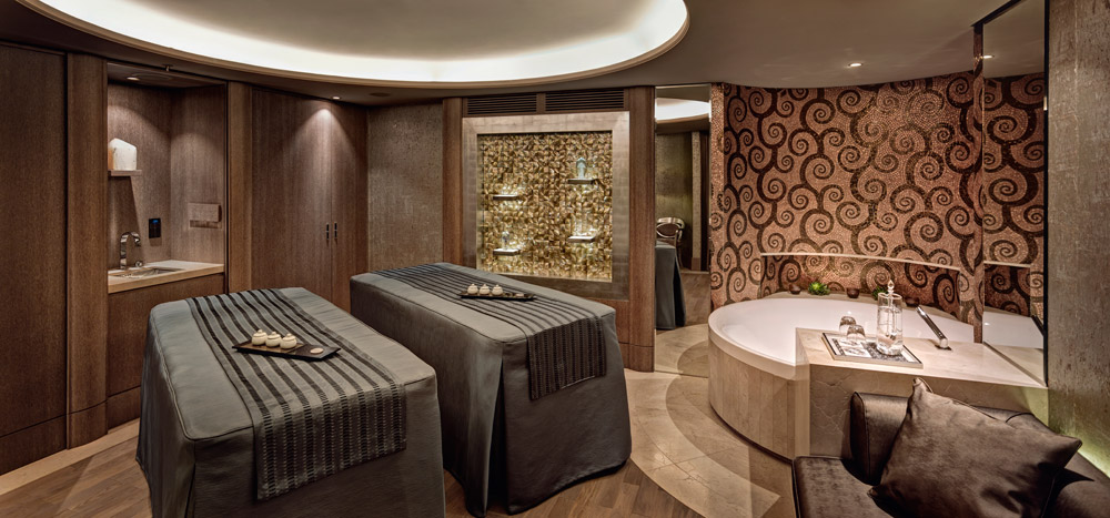 Arany Spa Suite at Park Hyatt Vienna