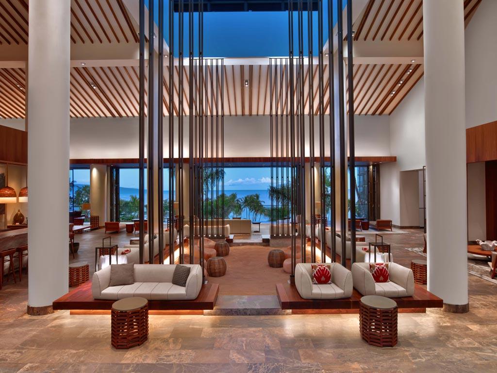 Lounge at Andaz Maui at Wailea, Wailea, Hi