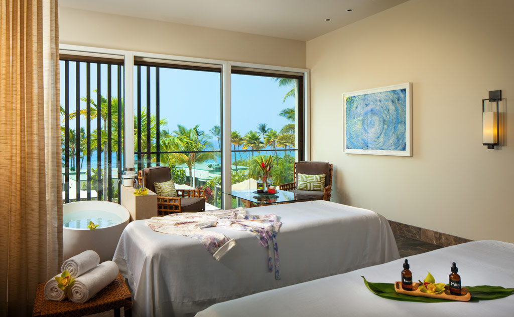 Spa Couples Treatment Suite at Andaz Maui at Wailea, Wailea, Hi