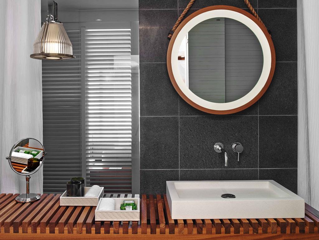 Guest Bath at Andaz Maui at Wailea, Wailea, Hi