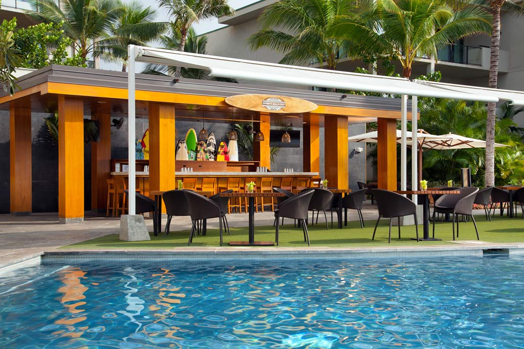 Bumbye Beach Bar at Andaz Maui at Wailea, Wailea, Hi, United States