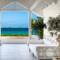 Maison Corridor at Cheval Blanc Saint-Barth, French West Indies