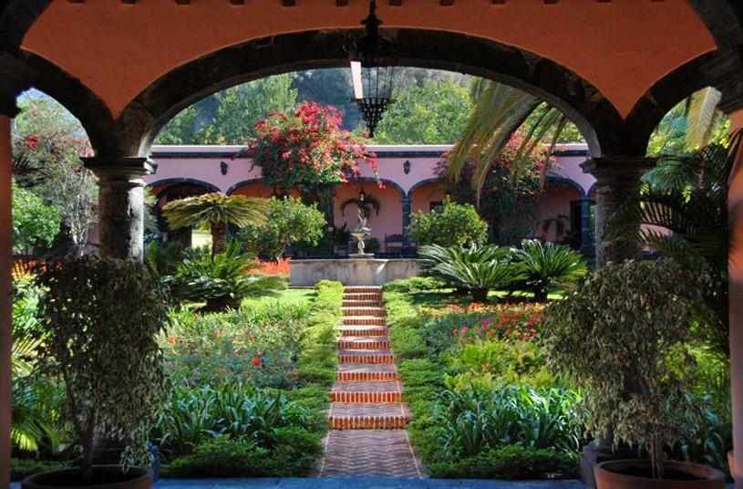 Hacienda de San Antonio Exterior
