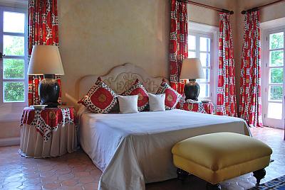 Hacienda de San Antonio Guest Room