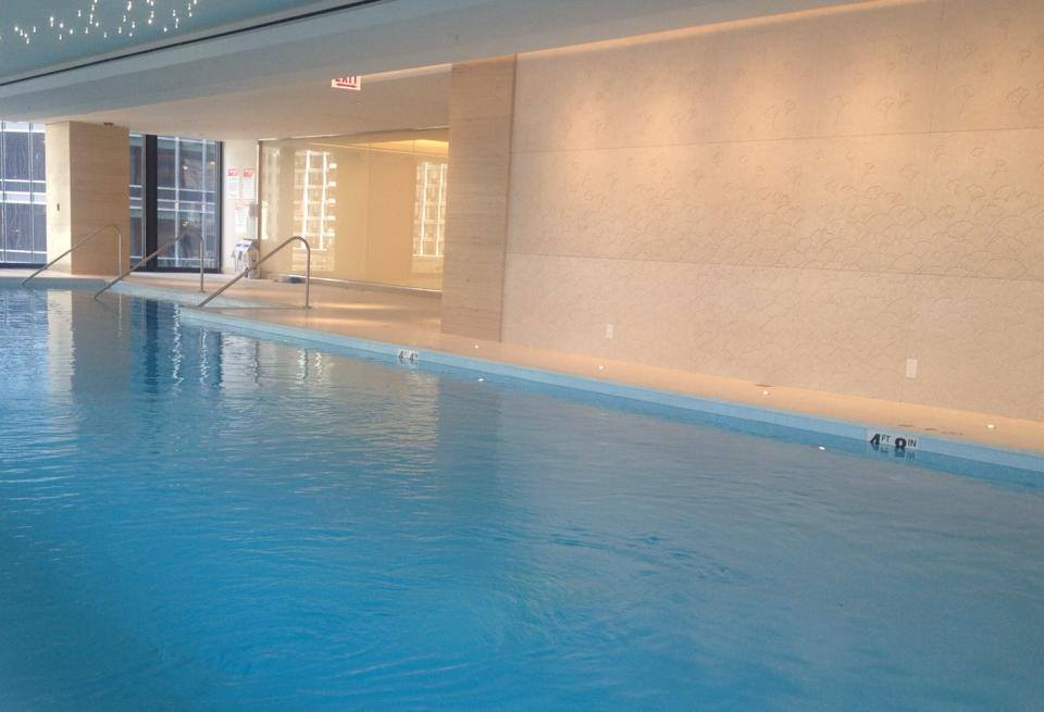 The Langham Chicago Indoor Pool