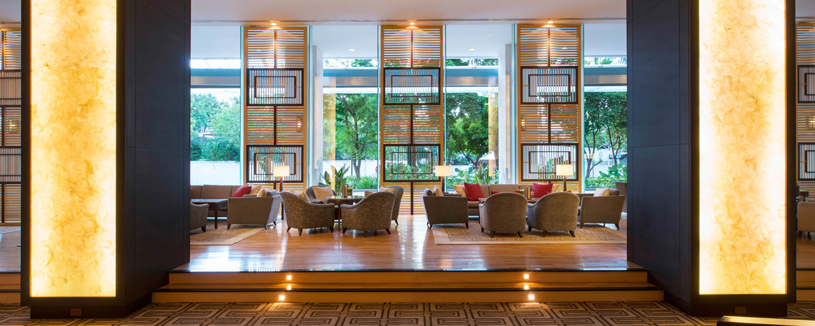 Chatrium Residence Sathon Bangkok Lobby