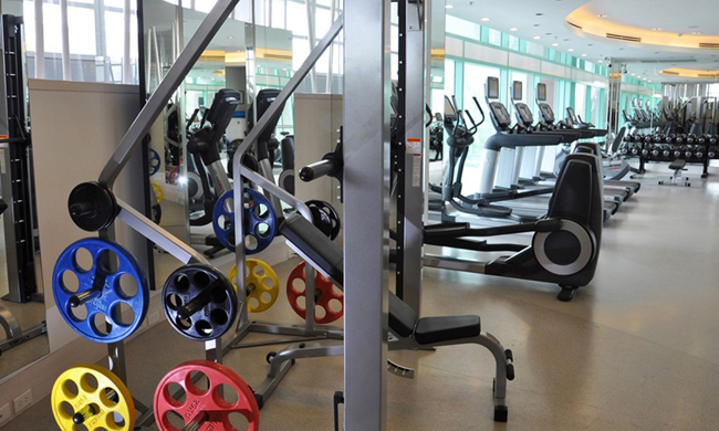 Chatrium Residence Sathon Bangkok Fitness Center