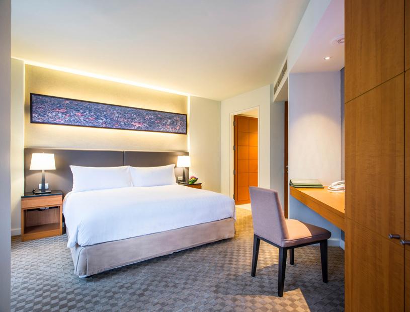 Chatrium Residence Sathon Bangkok Bedroom Suite