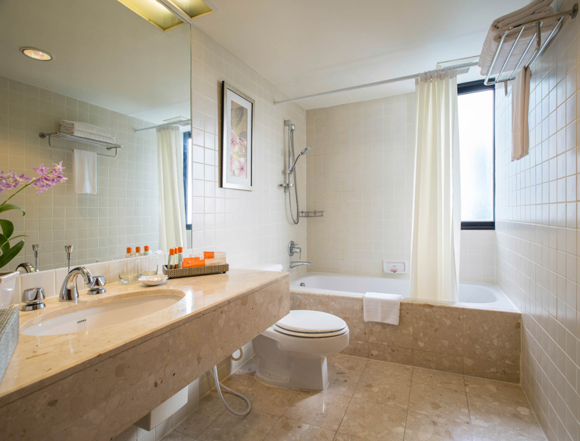 Chatrium Residence Sathon Bangkok Suite Bathroom