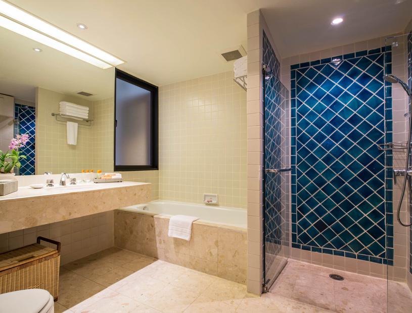 Chatrium Residence Sathon Bangkok Bathroom Suite