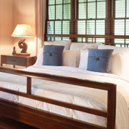 The Moorings Village and Spa Cottage Guest Room