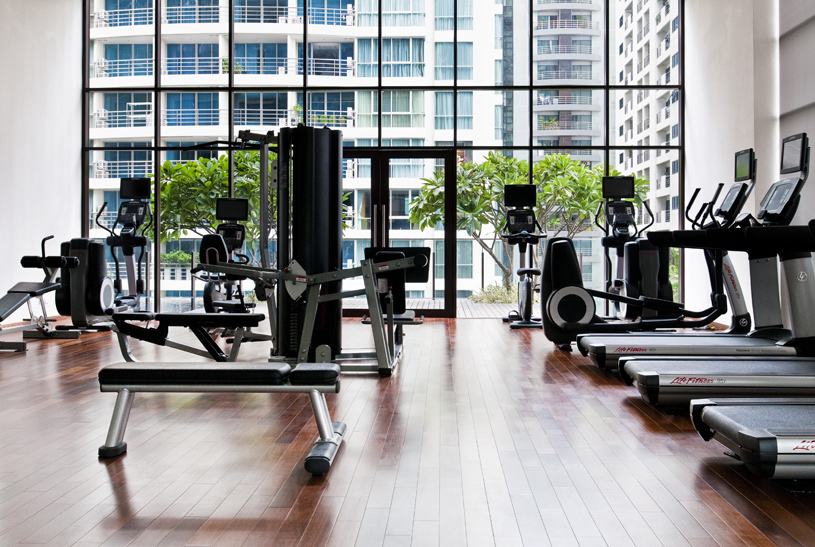 Hansar Bangkok Fitness Center