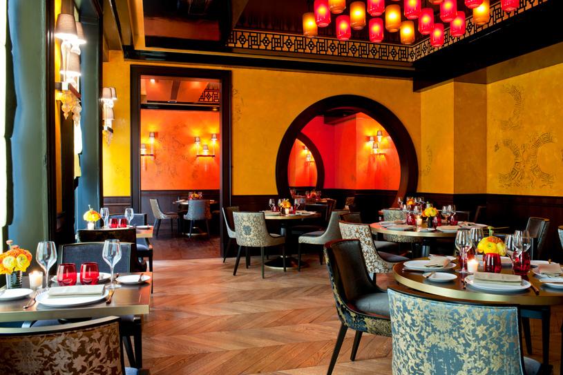 Buddha Bar Hotel Paris Le Vraymonde