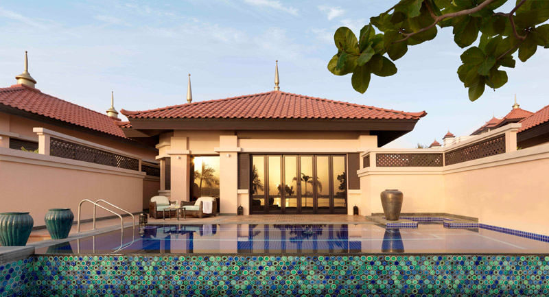 Anantara Dubai-One Bed Beach Villa Pool