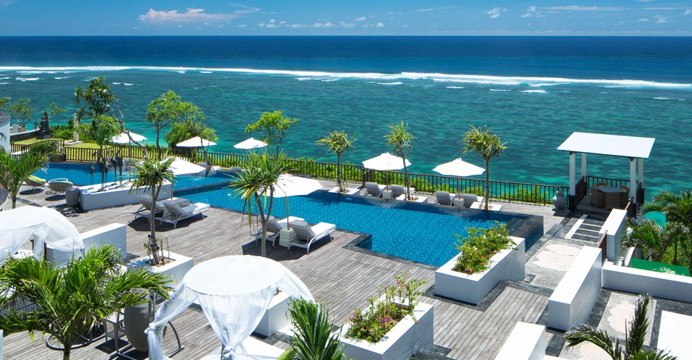 Pool View at Samabe Bali Resort and Spa