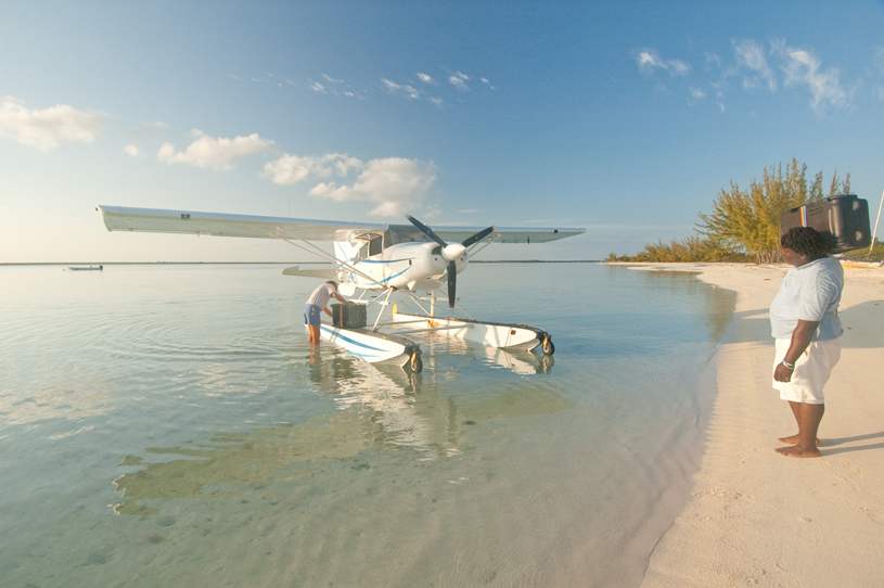 Tiamo Resort Beach with Private Plane