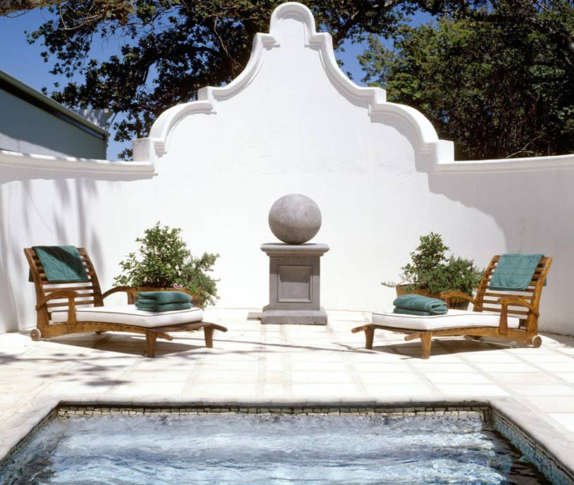Kurland Hotel Spa Plunge Pool