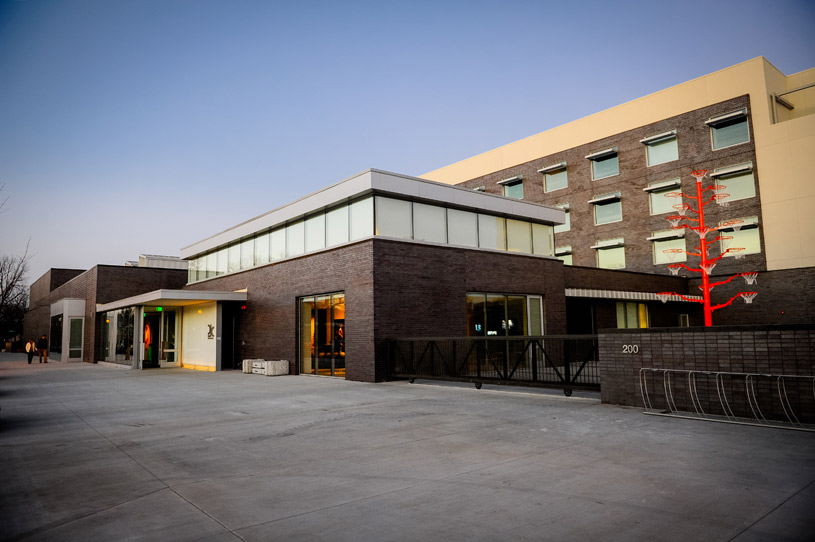 21c Museum Hotel Bentonville
