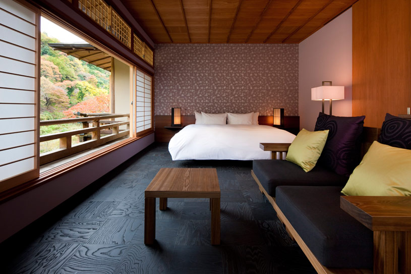King Villa at Hoshinoya Kyoto Hotel