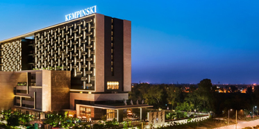 Exterior of Kempinski New Delhi