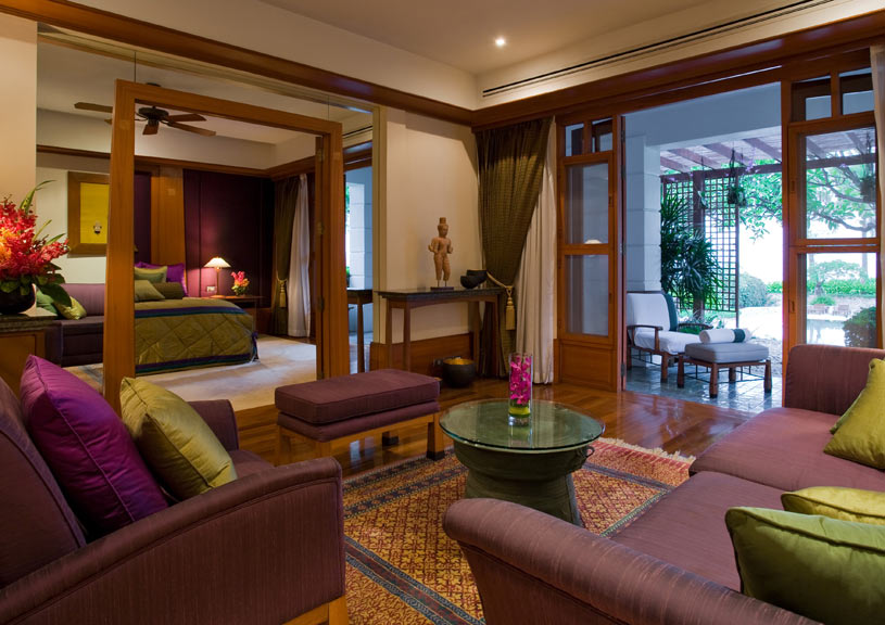 Golden Bo Suite at The Chiva Som Resort