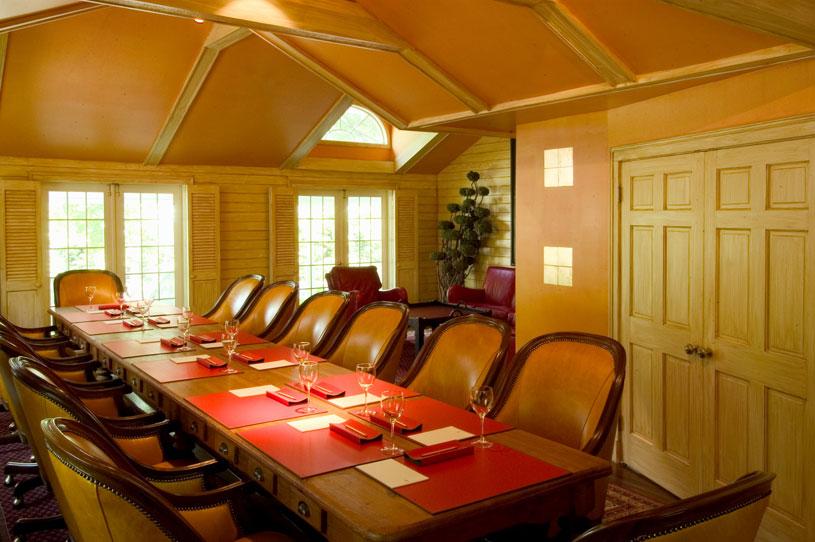 Board Room at Homestead Inn