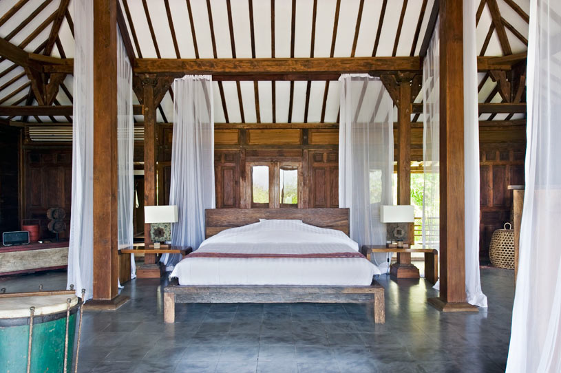 Waru Room at The Ketapang Estate Hotel