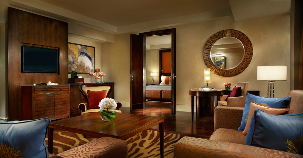 Club Royal Suite at Ritz Carlton Bangalore