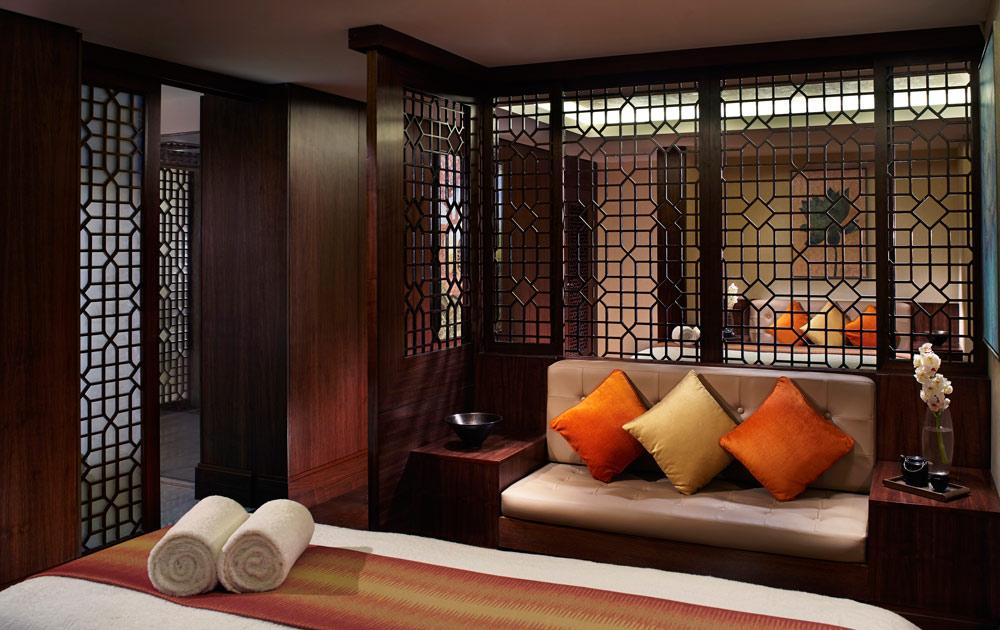 Spa at Ritz Carlton Bangalore