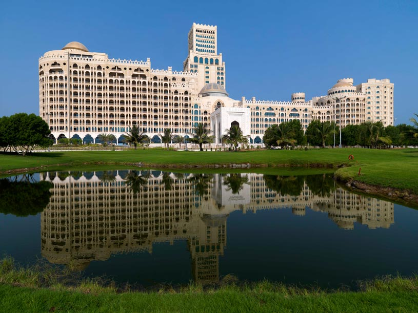 Exterior View at The Waldorf Astoria Ras Al Khaimah