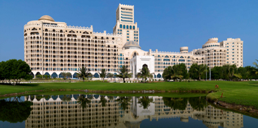 Exterior View of The Waldorf Astoria Ras Al Khaimah