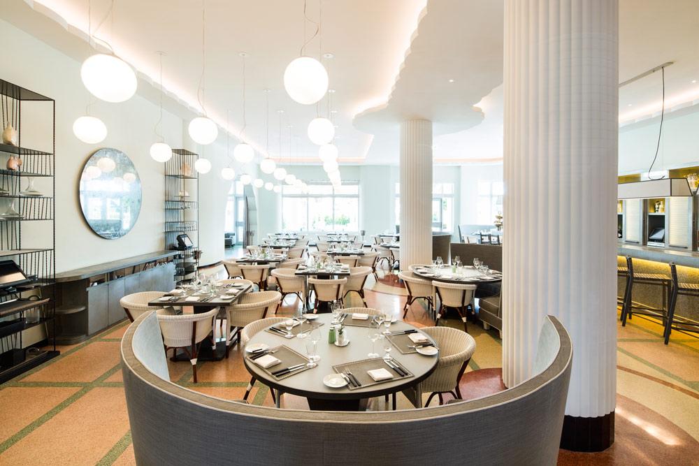 Dining at COMO Metropolitan Miami Beach
