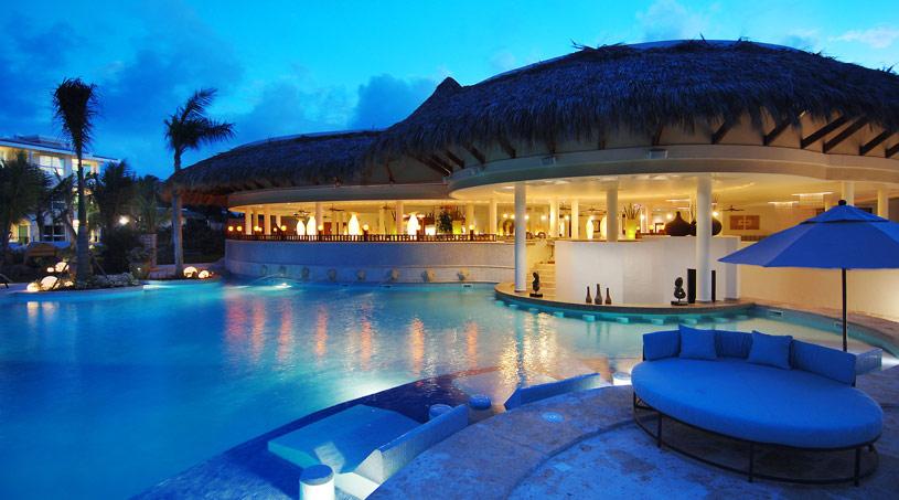 The Reserve Pool at Punta Cana Resort