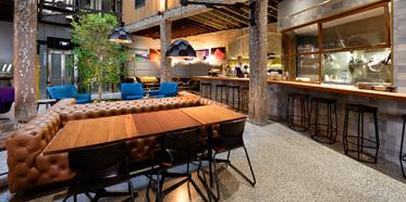 1888 Hotel Sydney Dining Area