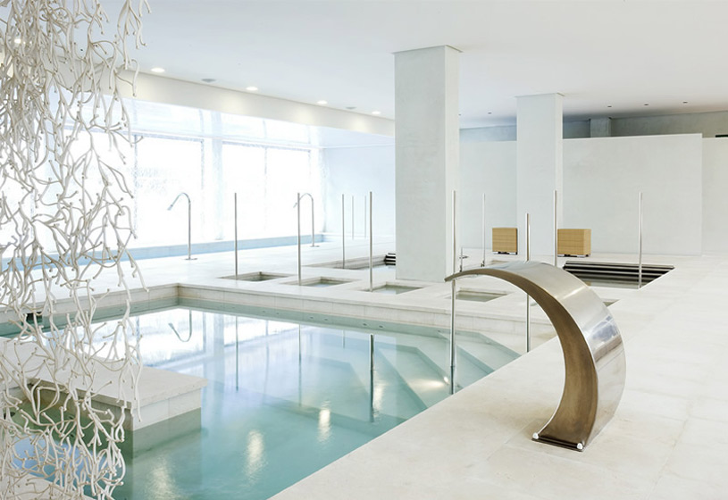 Spa Area at The Ibiza Gran Hotel
