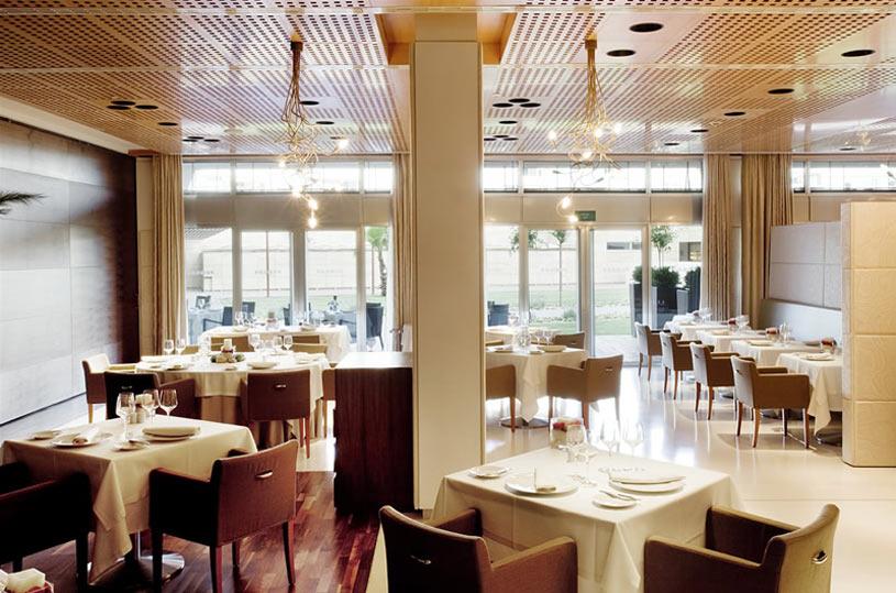 Dining at Ibiza Gran Hotel