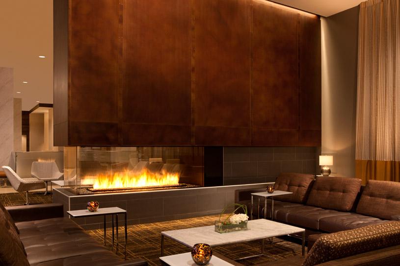 Lobby at The Millennium Minneapolis Hotel
