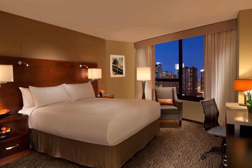 King Room at The Millennium Minneapolis Hotel