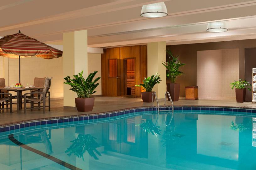 Pool at The Millennium Minneapolis Hotel