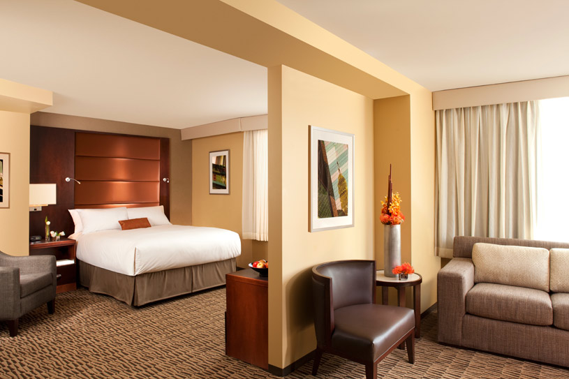 Junior Suite at The Millennium Minneapolis Hotel