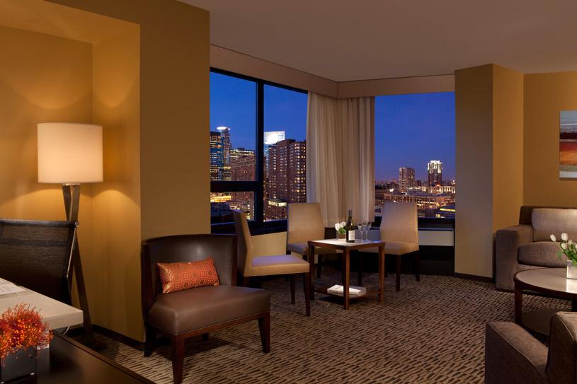 Parlor Suite at The Millennium Minneapolis Hotel