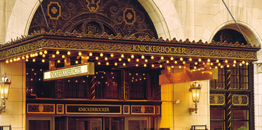 Exterior of The Millennium Chicago Knickerbocker Hotel