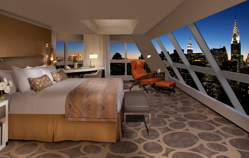 One UN New York Hotel Duplex Suite King