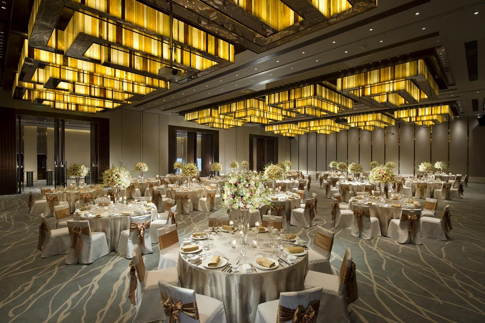 Ballroom at Conrad Beijing, China