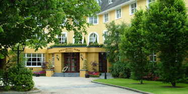 Exterior of The Killarney Park Hotel