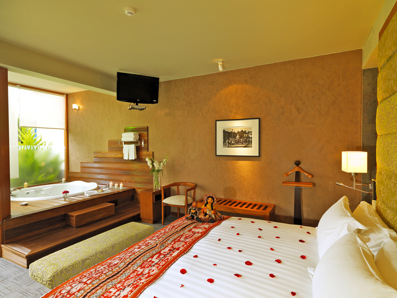 Valley Suite at Aranwa Sacred Valley Hotel