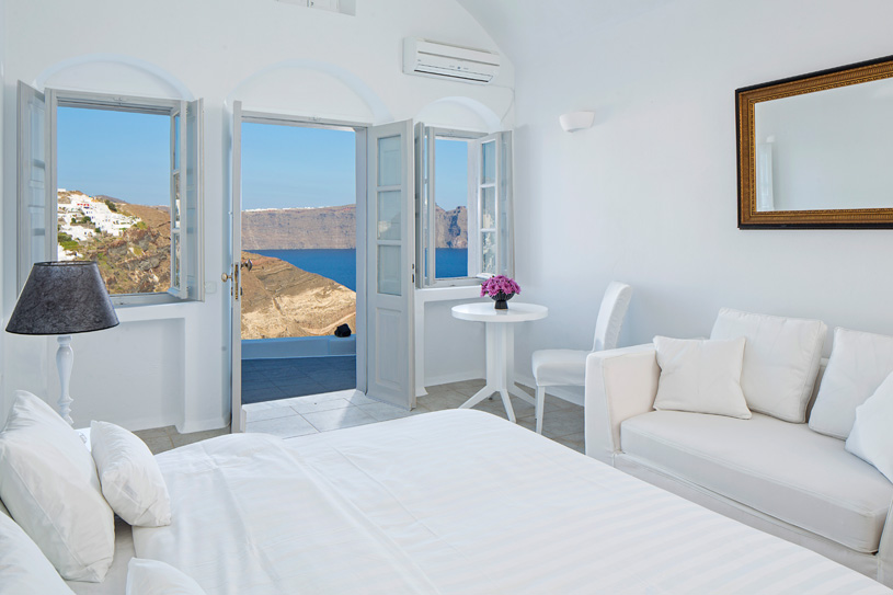Canaves Villa at The Canaves Oia Hotel