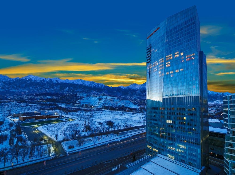 Ritz Carlton Almaty